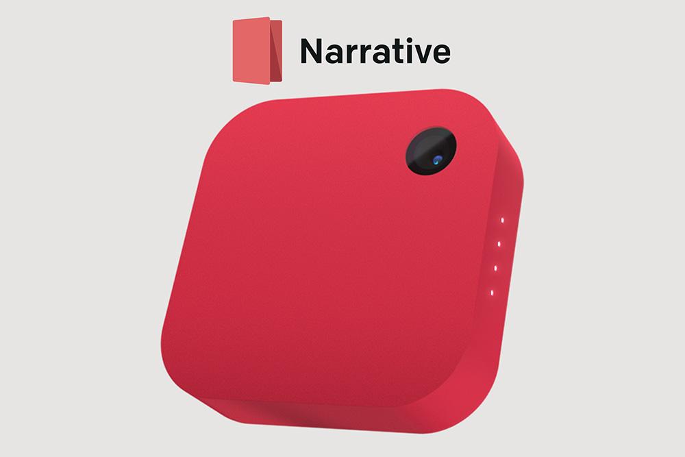 Kamera från Narrative